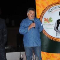 Λευτέρης Λαζάρου και Θάνος Αγγελάκης στο Βαρούλκο για τις Μυστικές Συνταγές