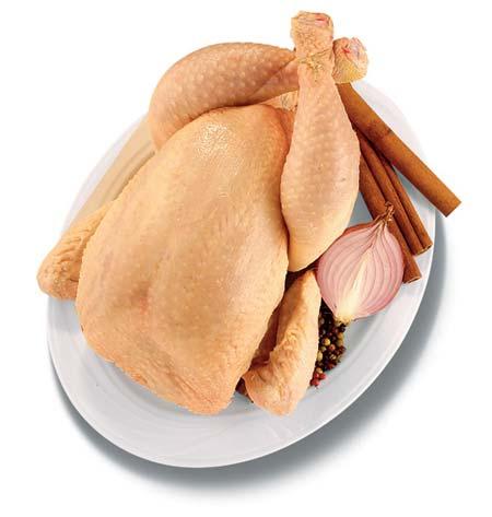 Ολόκληρο Κοτόπουλο χωρίς Εντόσθια