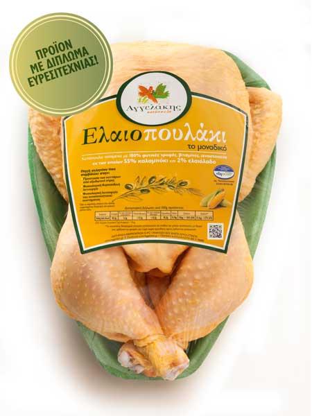 Κοτόπουλο Ελαιοπουλάκι