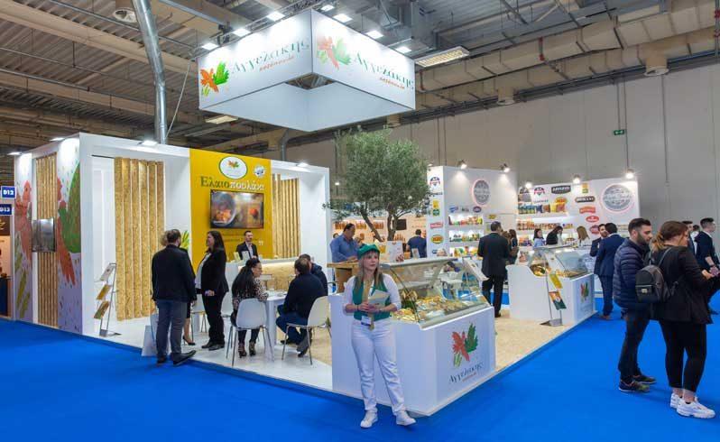 Επιτυχημένη η συμμετοχή της ΑΓΓΕΛΑΚΗΣ ΑΕ στη FOOD EXPO 2019