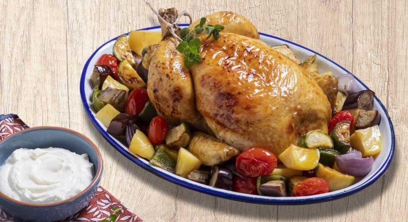 Συνταγή Κοτόπουλο Κατίκι