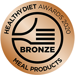 bronze healthy diet award