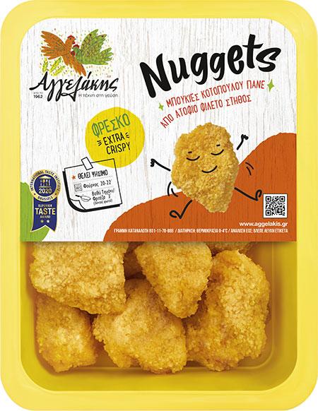 Nuggets Κοτομπουκιές
