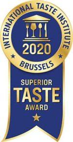 superior taste award 2020 2 stars