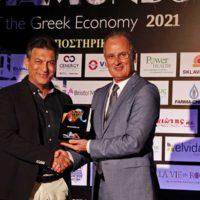 «Διαμάντι» της Ελληνικής Οικονομίας για το 2021 και η Αγγελάκης Α.Ε.